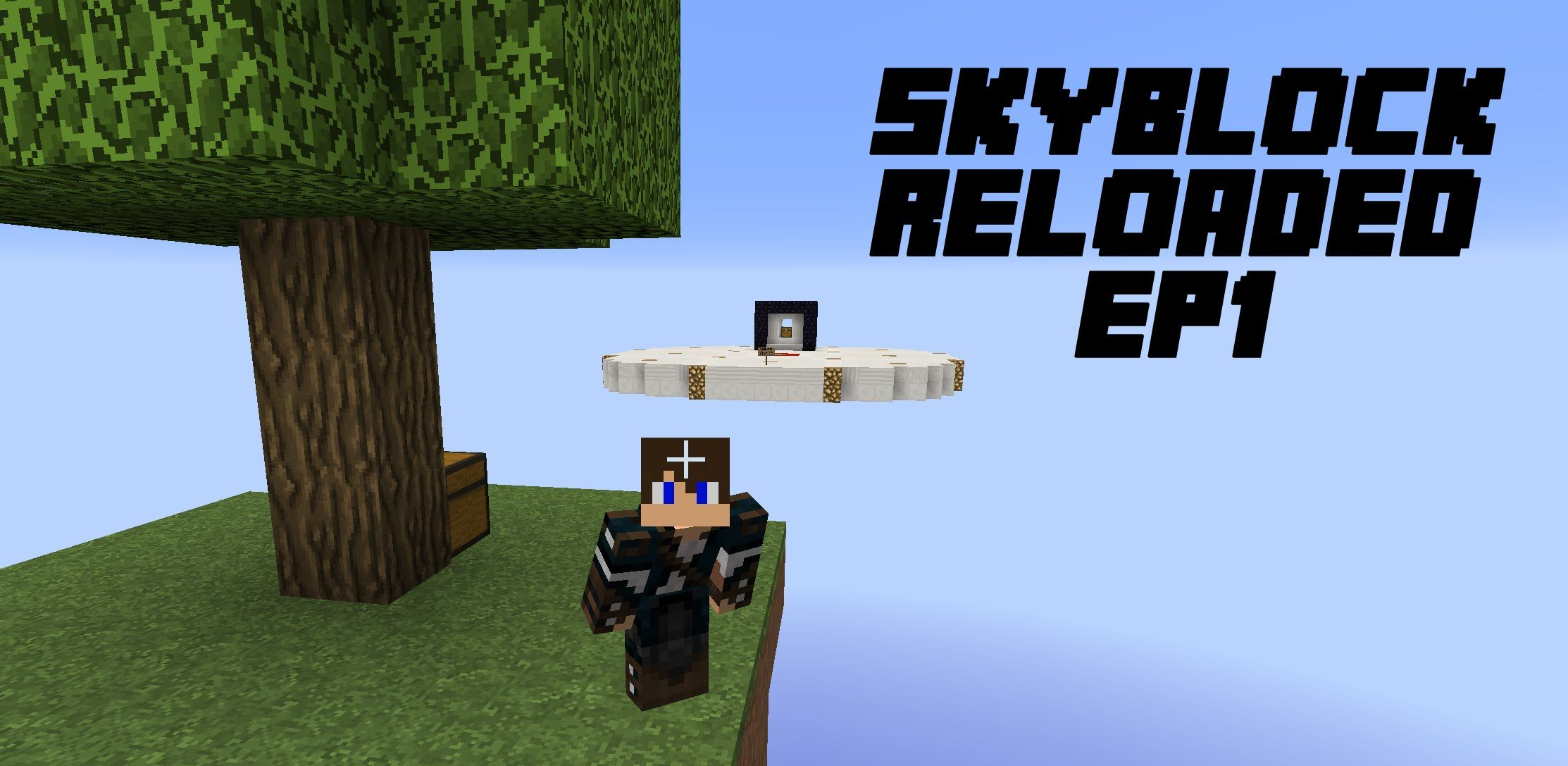 Skyblock For Minecraft Reloaded New Take On Skyblock Reloading