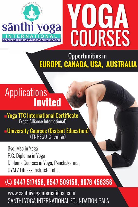 22++ Yoga alliance international certificate inspirations