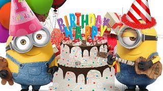 Happy Birthday Minions Google Search With Images Happy