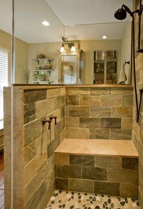 Bathroom Remodeling Renovation Project In Delaware Ohio Rustic Bathrooms Bathroom Design Bathrooms Remodel