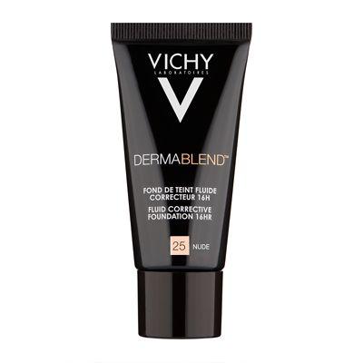 Vichy Dermablend Fluid Corrective Foundation 30ml
