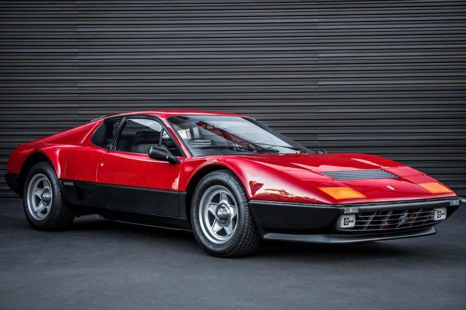 1983 Ferrari 512 Bbi Bring A Trailer Ferrariclassiccars Concept Cars Classic Cars Ferrari