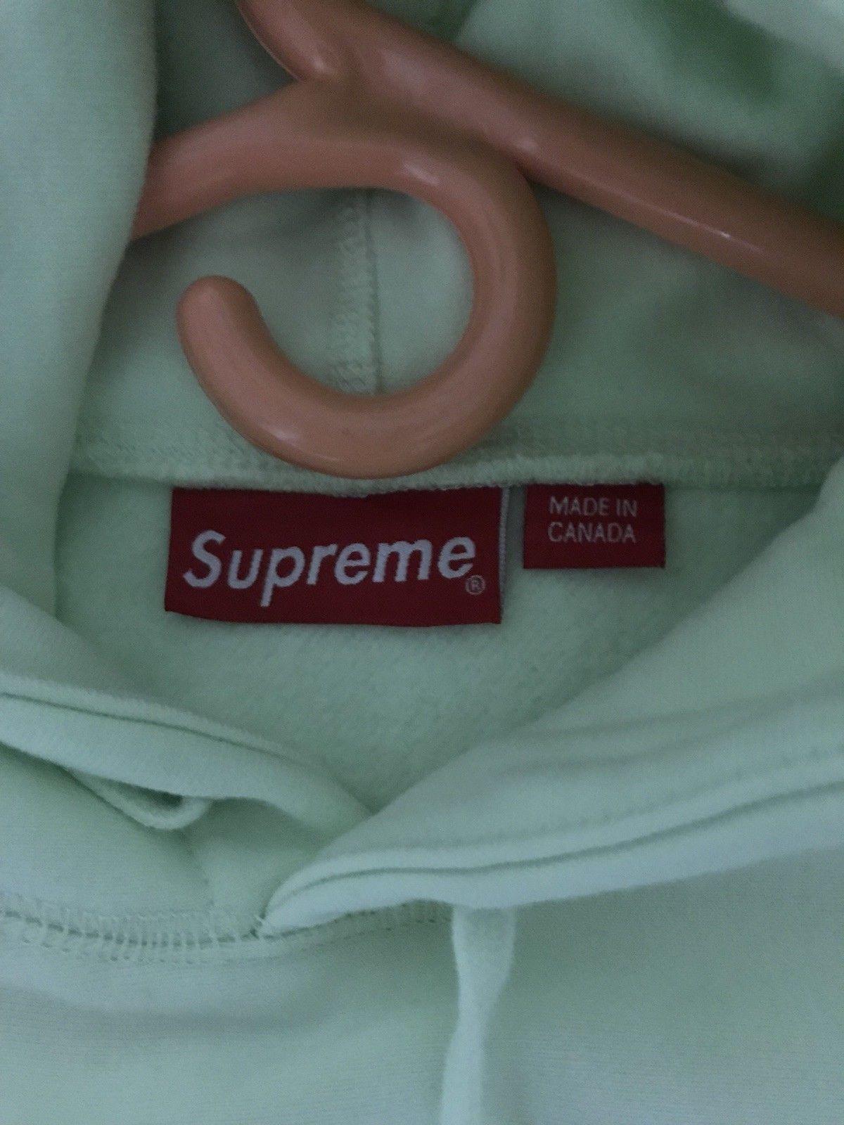 2b0a7cdb Details about Supreme Small Box Logo Zip Up Sweatshirt Hoodie ...