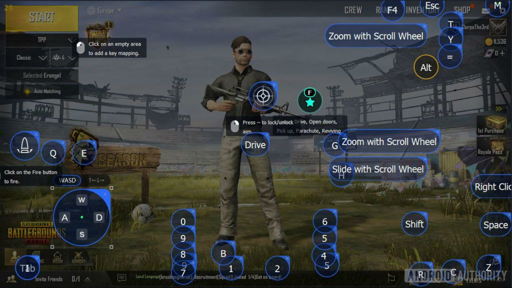 How to Download and Play PUBG Mobile on PC (2 Methods) in