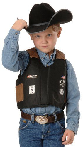 ac449132421c21 Kids bull rider vest | RODEO | Bull riders, Rodeo birthday parties ...