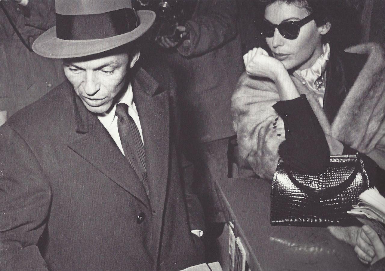 Резултат с изображение за ava and frank 1950 rome