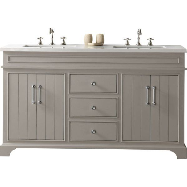 Florencia 60 Double Vanity Set In 2019 Bathroom Accessories