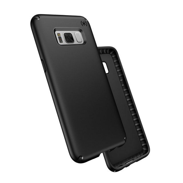 Hardcase Presidio Samsung Galaxy S8 Black Black Samsung Smartphone Und Schutzhulle