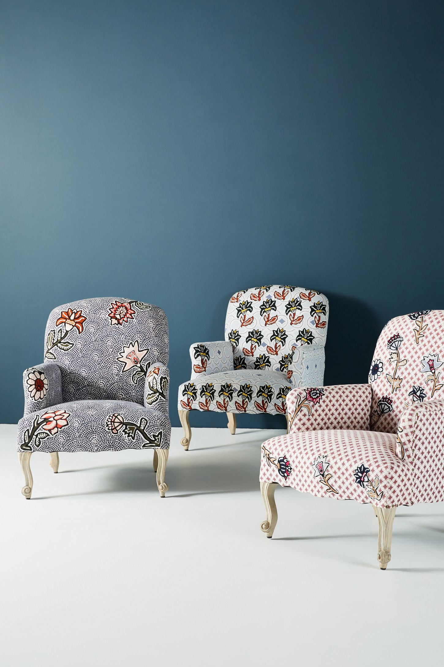 Best Marca Accent Chair By Anthropologie In Black Size All 400 x 300