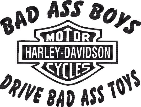 Black Red Harley Davidson Rank Decal Novelty Racing Stickers - Stickers for motorcycles harley davidsonsmotorcycle decals and stickers