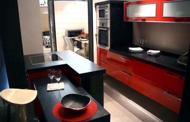 como diseñar una cocina moderna COCINAS MODERNAS Pinterest