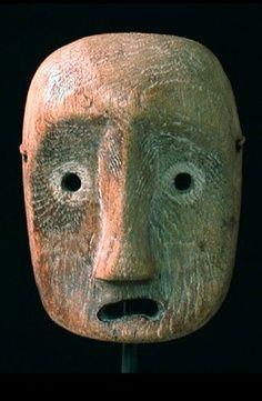 Inuit shaman mask | Inuit Mask...
