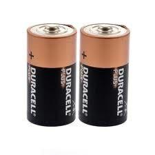 Duracell Plus C Battery 2 Pack Case Of 10 Duracell C Batteries Batteries