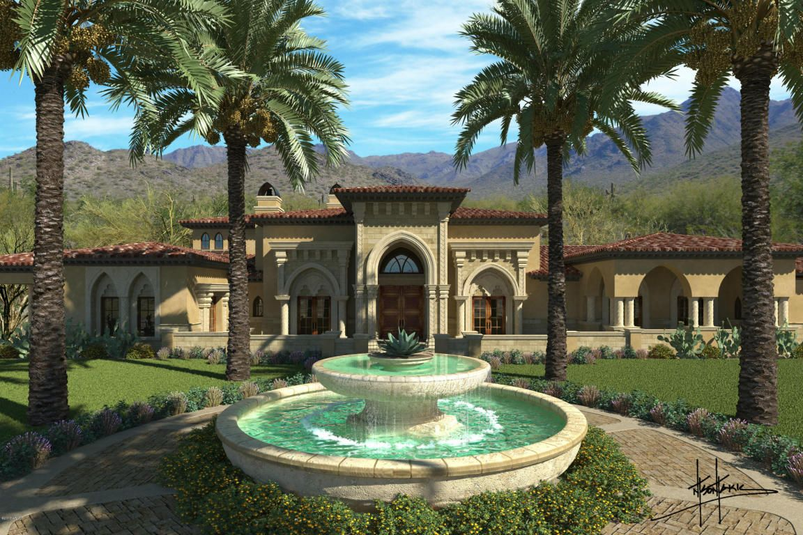 $7,400,000 MLS#: 5024277 8818 N Scottsdale Road, Paradise Valley, AZ 85253 6 beds 8 baths 11,000 sqft 2.01 acres lot