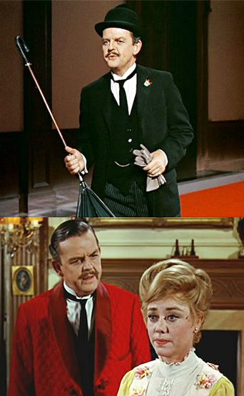 Mr Banks From Mary Poppins All Disney Princesses Mary Poppins Disney Movies