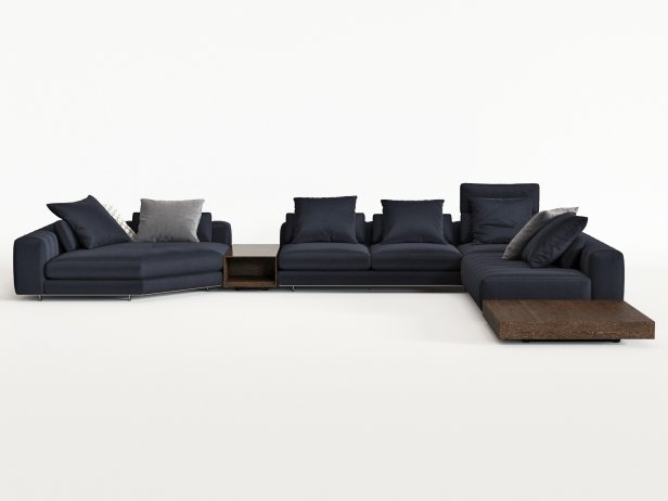Maldives L Sectional 3d Model By Design Connected With Images Wooden Sofa Set Designs Corner Sofa Design Wooden Sofa Designs