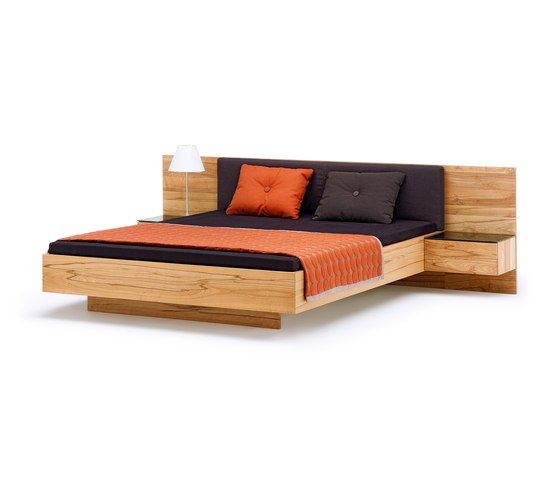 Double Beds And Bedroom Furniture Step Gl Bed Check It Out On Architonic