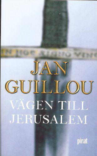 """""""Vägen till Jerusalem (Arn Magnusson (Swedish Edition), 1/4)"""" av Jan Guillou - Bought used at a second hand bookshop"""