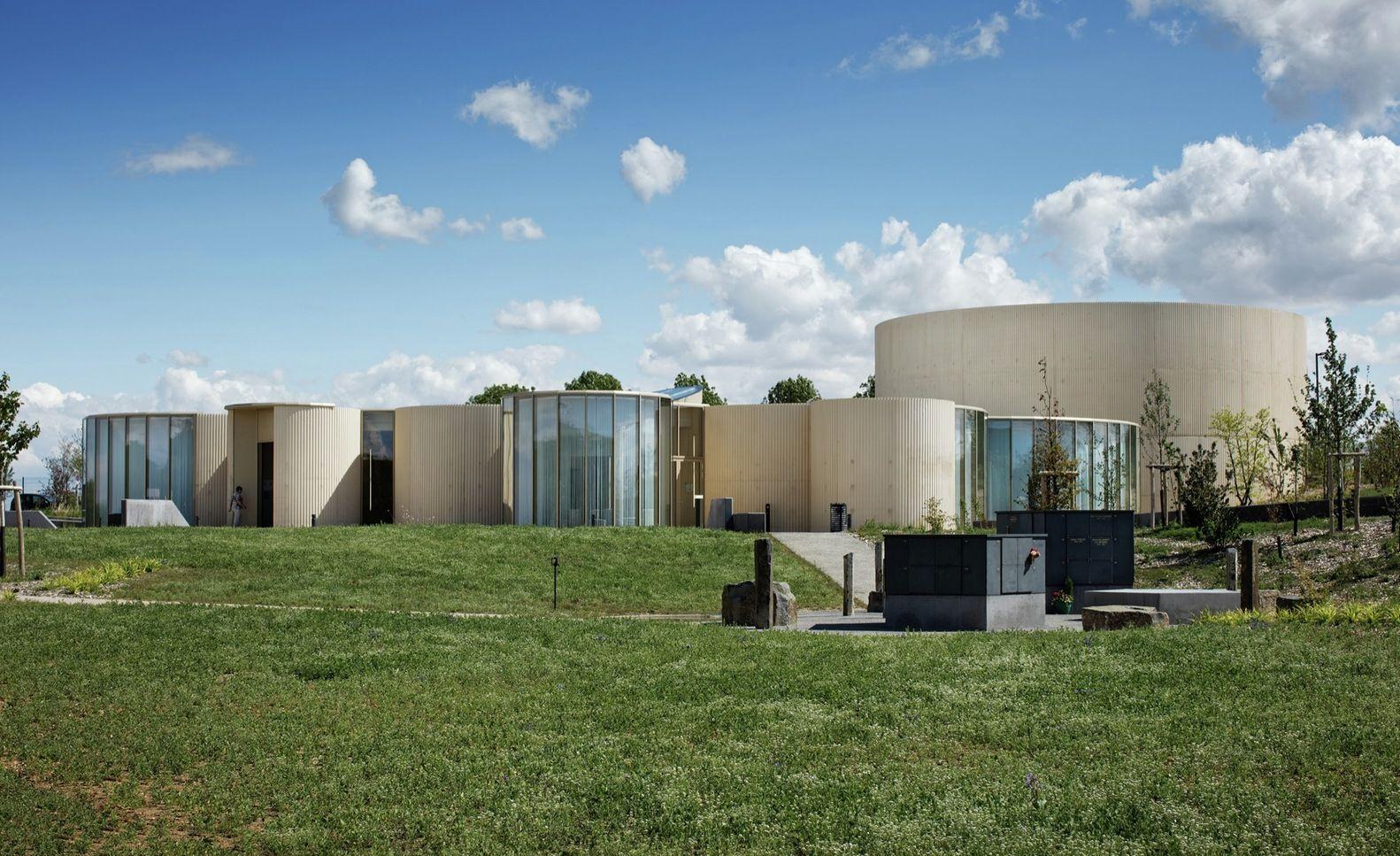 Galeria de Crematório em Amiens / PLAN 01 - 10