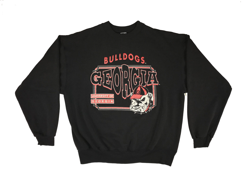 90s University Of Georgia Bulldogs Uga Crewneck Sweatshirt Xl Georgia Bulldogs Georgia University Of Georgia [ 2250 x 3000 Pixel ]