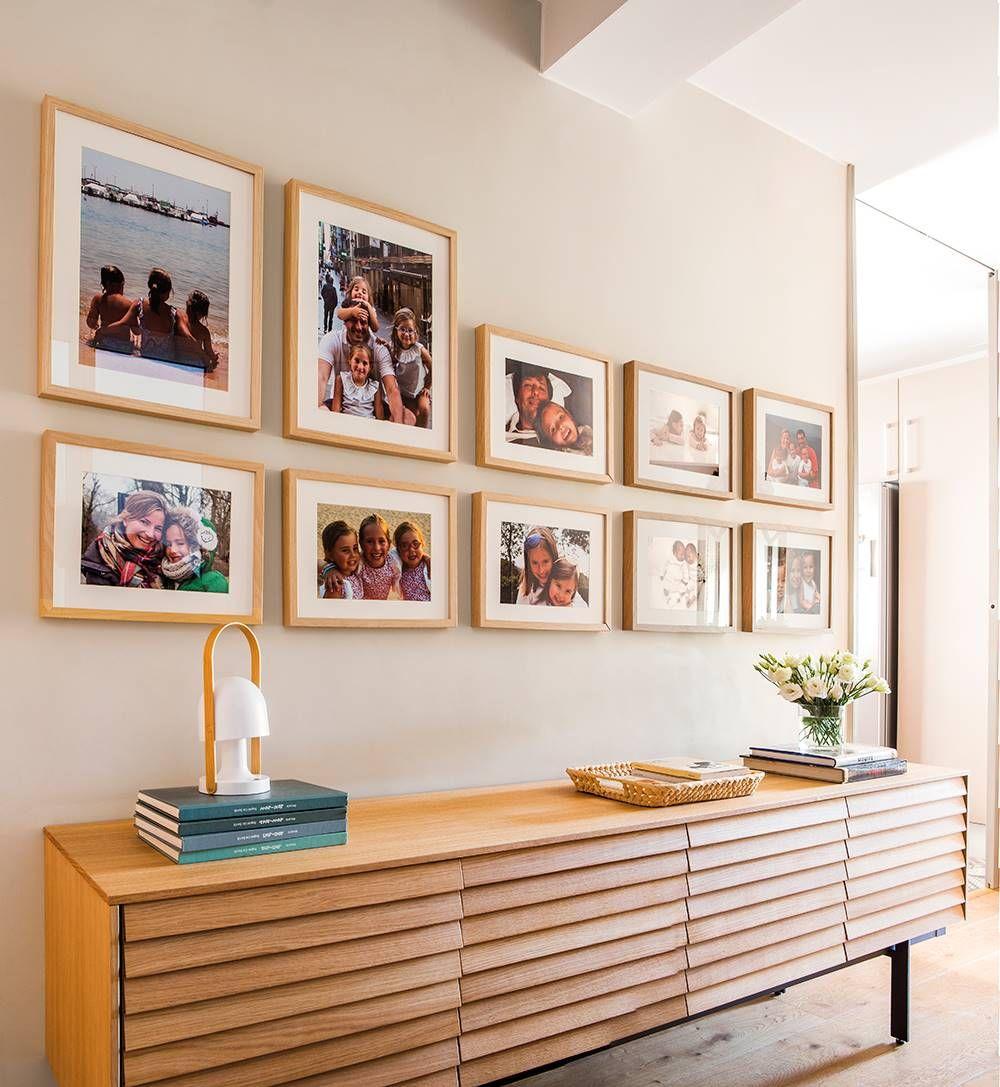 La Clave Del éxito Decorar Con Fotos Entradas De Casas Decoracion Interiores Casas