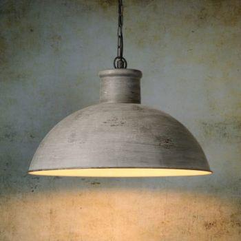 A Pendelleuchte Leitung In Rostfarbig E27 Fischer Honsel Vintage Lampen Lampen Hangeleuchte