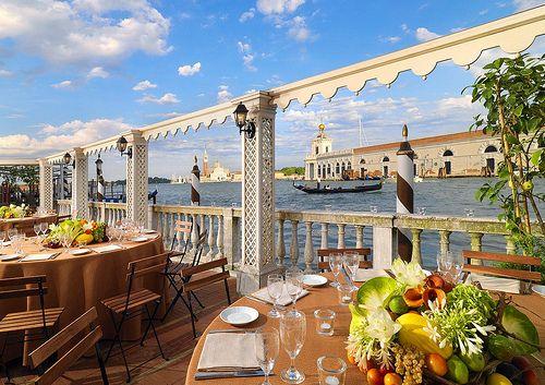 The Westin Europa & Regina, Venice—Terrazza Europa | Venice/Hotels ...
