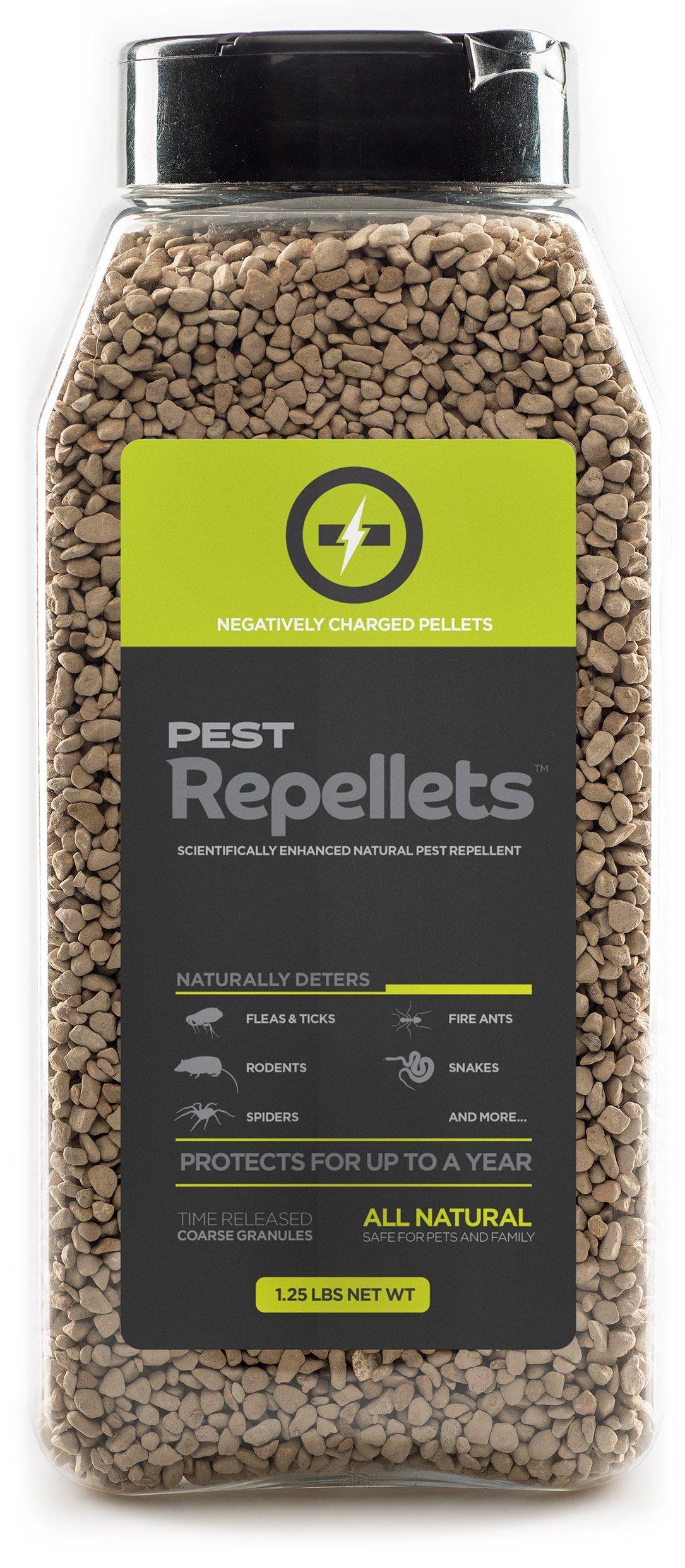 Non Toxic Pest Repellent Pellets Repels Rabbits Rats