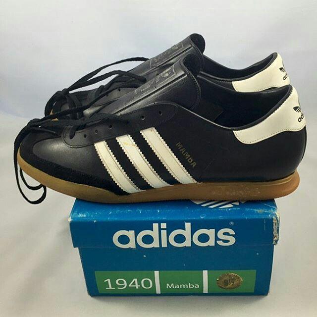 Boy do these bring back memories - adidas Mamba