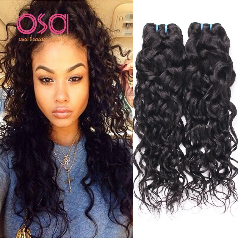 Brazilian Virgin Hair Ocean Wave Brazilian Water Wave Virgin Hair