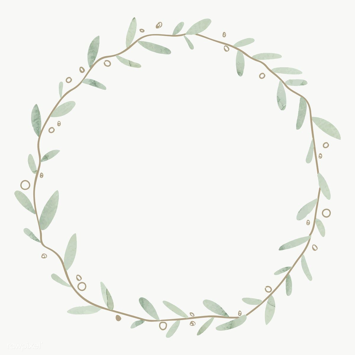 Holiday Wreath Clipart Christmas Laurel Wreath Png Pine Wreath Frame Pine Cone Art Wedding Logo Label Design Image Instant Download Christmas Clipart Pine Wreath Pine Cone Art