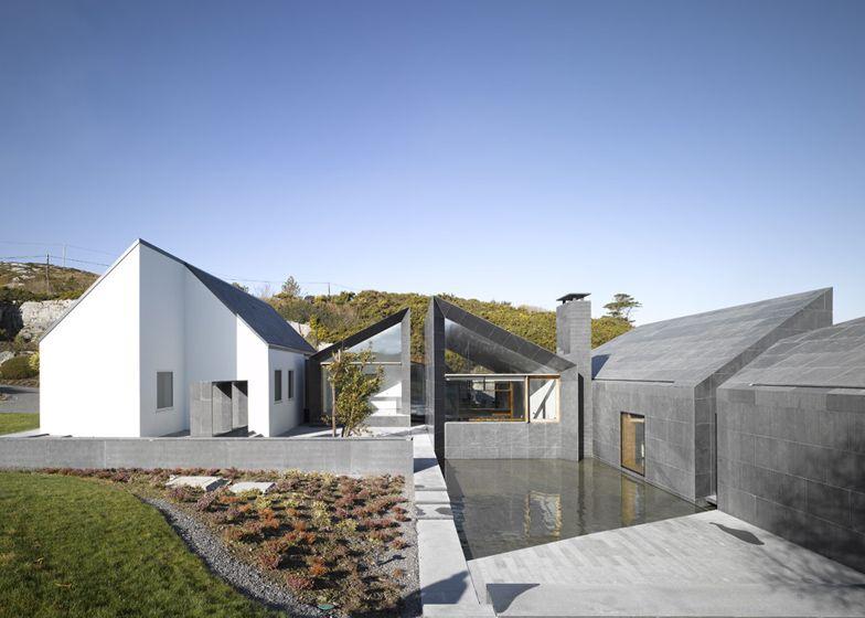 Marshall McCann Architects NI Northern Ireland, Passive House, Zero Carbon  House, Contemporary Irish House, Contemporary Irish Architecture, ...