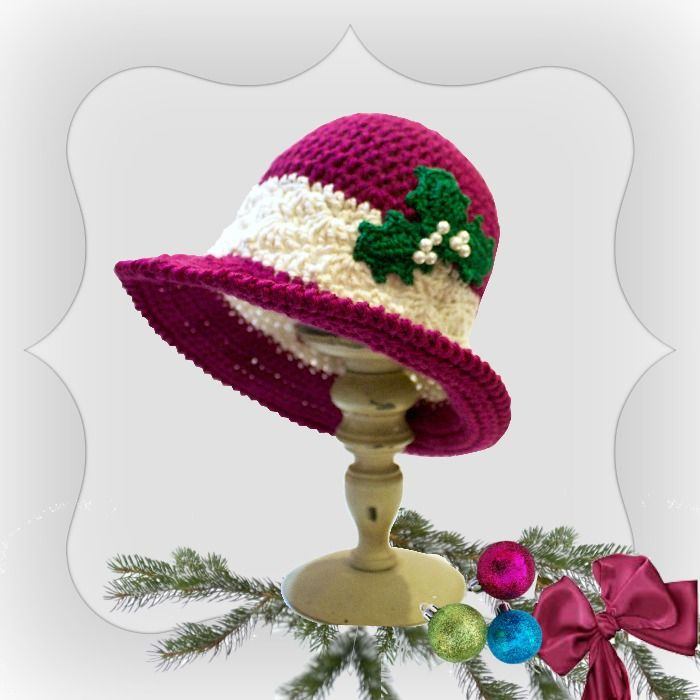 holly 3 | Hats! Hats! Hats! | Pinterest | Crochet gratis, Sombreros ...