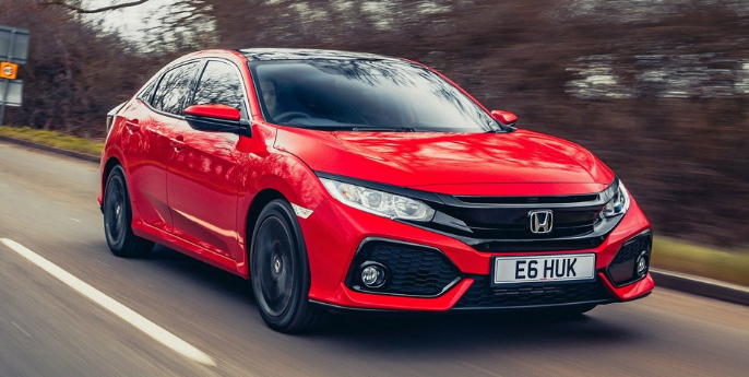 2020 Honda Civic Interior Price And Release Date