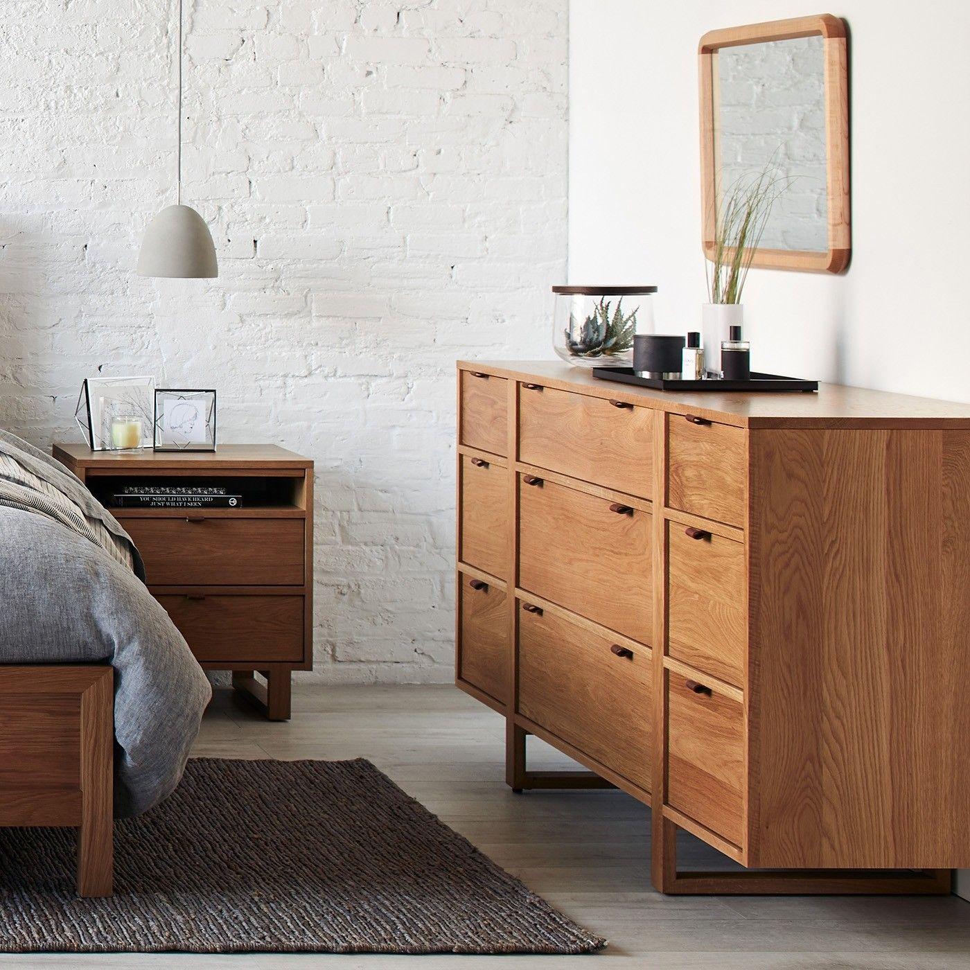 Fulton 9 Drawer Dresser 9 Drawer Dresser Dresser Drawers Bedroom Collections Furniture [ 1400 x 1400 Pixel ]