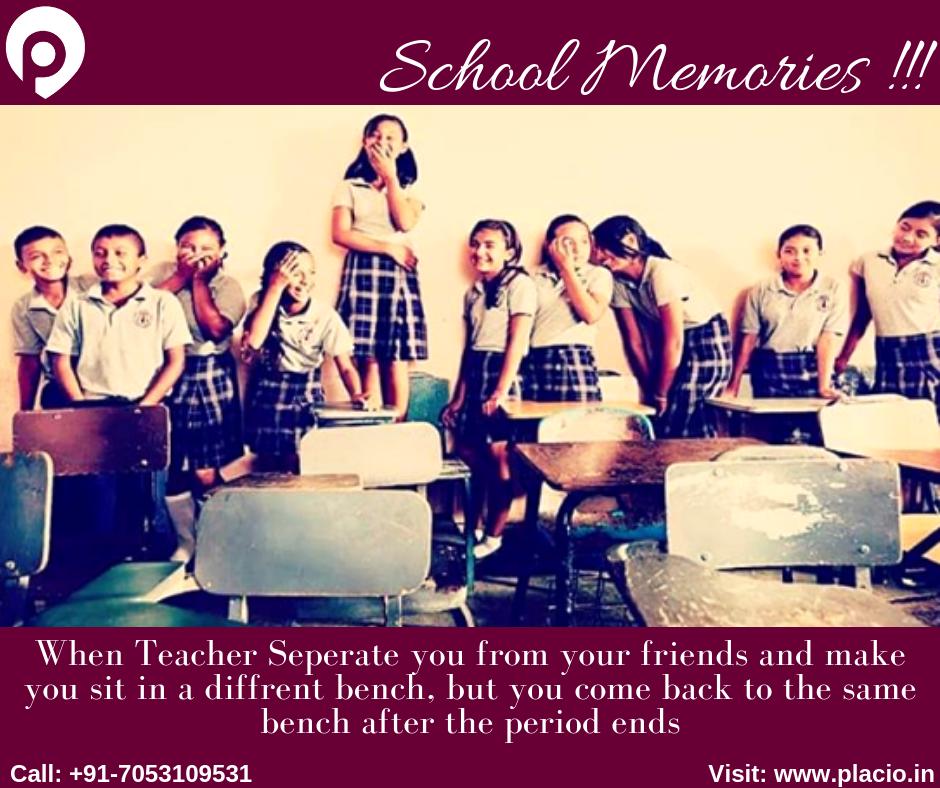 Lets Recall Some Beautiful Memories Of Your School Time Schoollife Schoolmemories Studentlife Colle School Life Quotes School Quotes Funny School Quotes