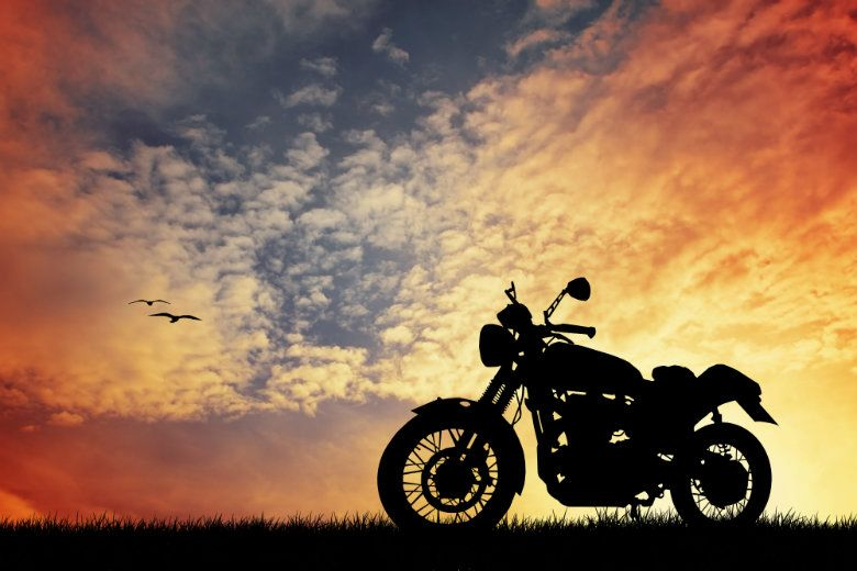 How to prepare your motorcycle for transport motorcycle