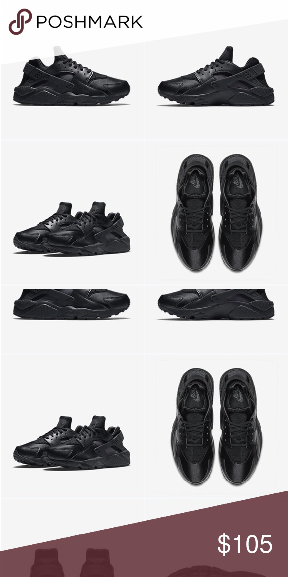 d6fe6930d8fb4 Nike Huarache Black Women Size 10 NWT in 2018