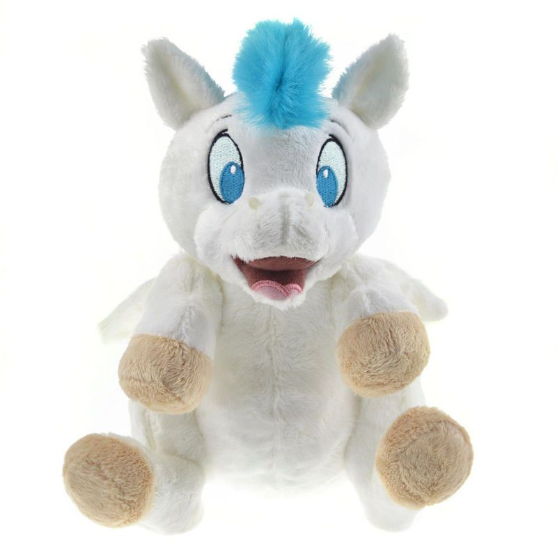 "Disney/'s Babies Pegasus Hercules Plush Toy with Blanket 12/"" Stuffed Doll"