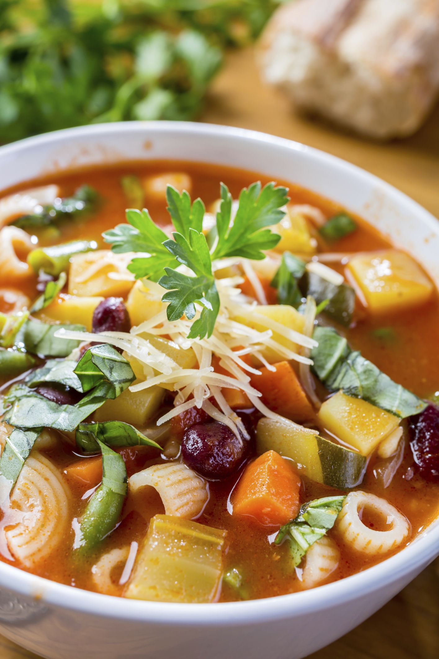 Olive Garden Minestrone Soup Nutrition Facts in 2019