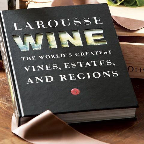 Larousse Wine Book Wine Book Wine Hostess Gifts