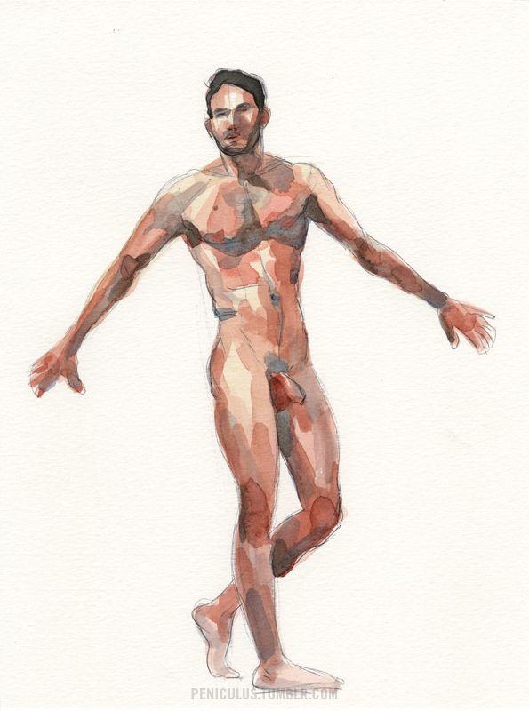 Nice one human figure art xxx foto