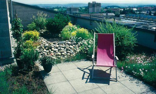 Toiture terrasse | Espace Extérieur | Pinterest | Toiture terrasse ...