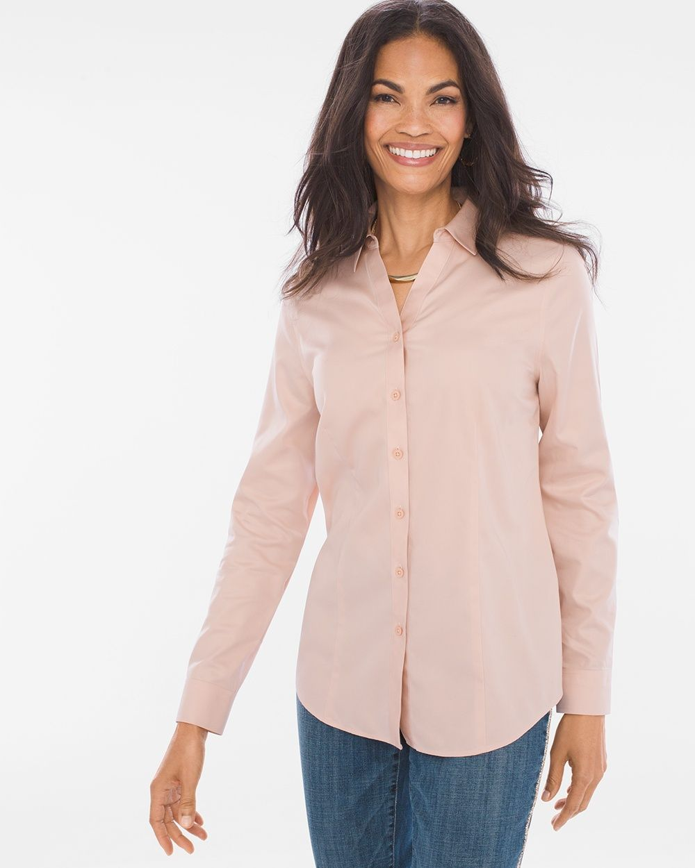 Sateen Caroline Shirt Products Travel Shirts Paris