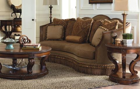 Great Europe Sofa By Huffman Koos Furniture
