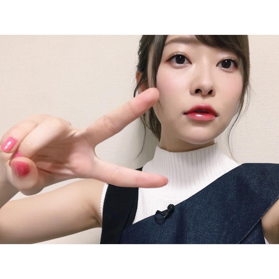 """Rino Sashihara on Instagram: """"最近、よくつけてる赤リップです。グラデーションが好きなので一色ではないんですが。。…"""""""