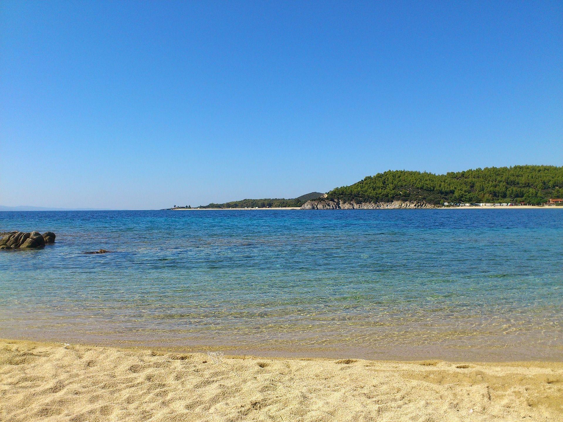 Halkidiki #Greece #Grekland #Mediterranean #Medelhavet #Paradis #Paradise #Vacation #Travel #Semester #Resa #Resmål #Sol #Bad #Sea #Hav #Clear #Klarblått #Vatten #Halkidiki #Beach #Strand