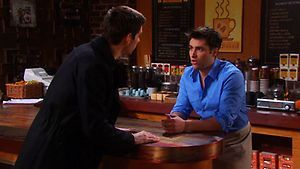 Chad DiMera and friend Sonny Kiriakis #Days of our Lives Tuesday - 01/15/13