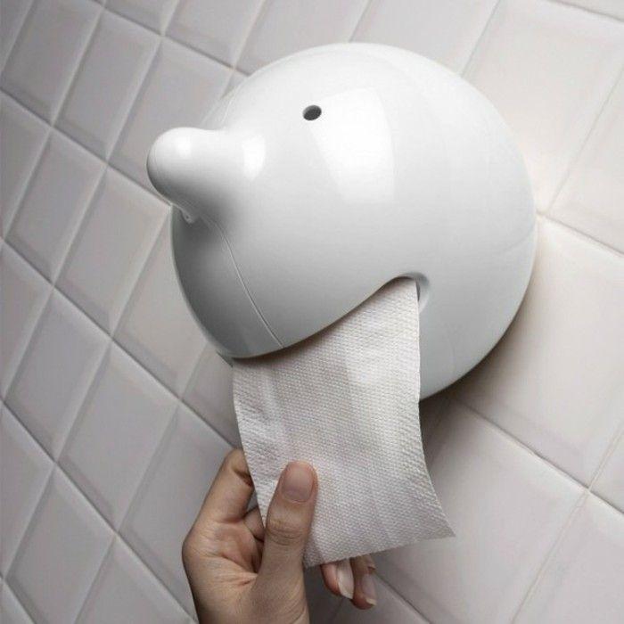 originelle badaccessoires mr p toilettenpapierhalter - Diy Toilettenpapierhalter Stand