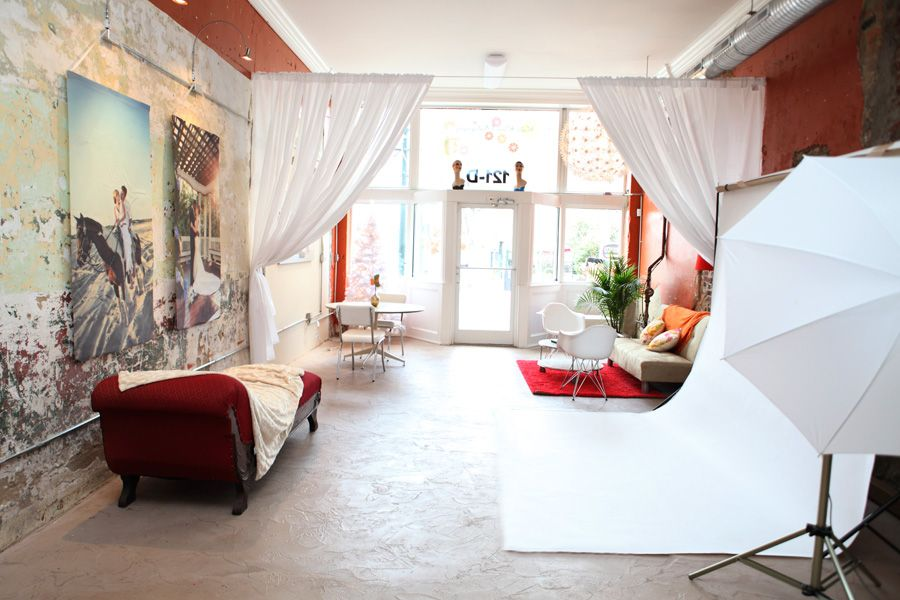 Small Space Home Studio Photography Studio Interior Small Photography Studio